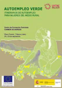 Itinerarios de autoempleo para mujeres en el medio rural. El caso de Baeza, Jaén