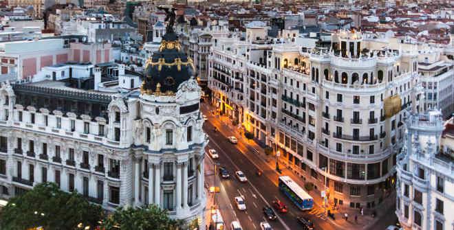 Autotransport nach Madrid