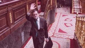 Rajoy pierde la moción de censura