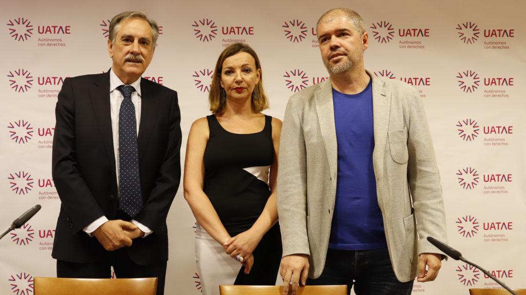 UATAE presenta una propuesta de cotización por ingresos reales para los autónomos