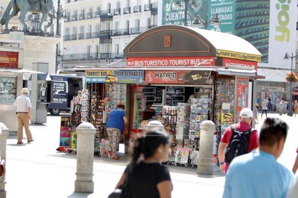 Repartidores autónomos prensa Madrid UATAE