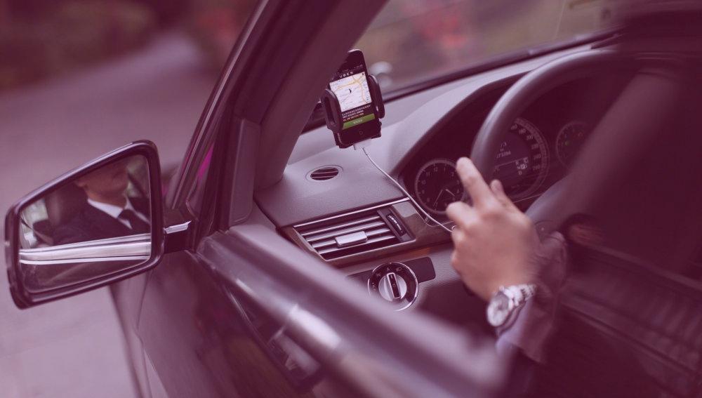 """Uber y Cabify hacen su """"protesta"""" a costa del bolsillo de los conductores uatae"""