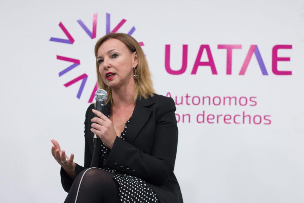 María José Landaburu secretaria general de UATAE