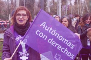 Autónomas con derechos de UATAE