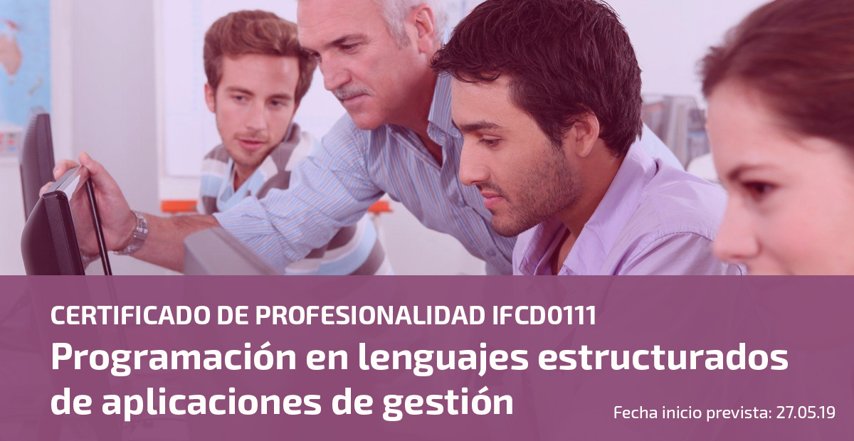 Certificado profesionalidad IFCD0111 UATAE